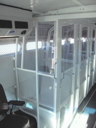 Prisoner Transport Van >> Blue Bird Prisoner Transport Bus -Quality Vans & Specialty Vehicles