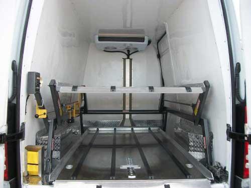 Cadaver Transportation Van -Quality Vans & Specialty Vehicles