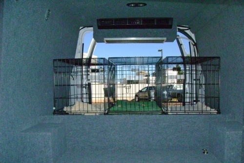 Show Dog Transportation Van Quality Vans Amp Specialty Vehicles
