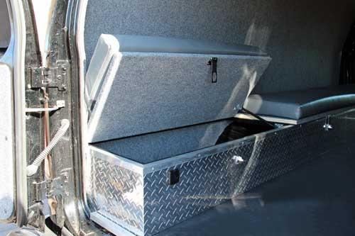 Prisoner Transport Van >> High Risk Warrant Van (SWAT) -Quality Vans & Specialty ...
