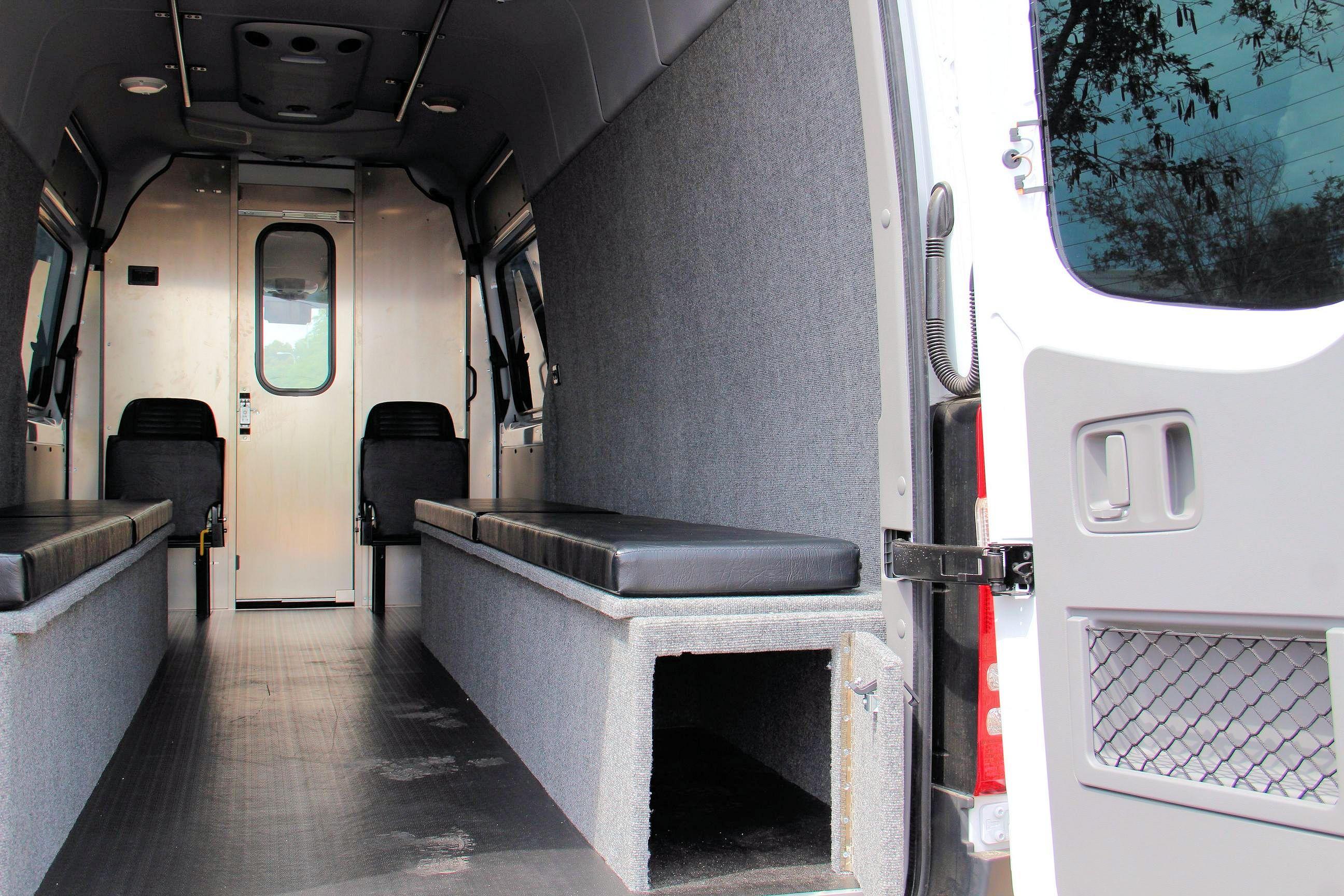 Under Seat Truck Storage >> SWAT: Plano Sprinter SWAT Vehicle -Quality Vans & Specialty Vehicles
