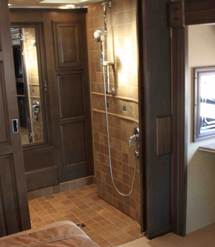 Motorhome ADA Wheelchair Accessible Conversion -Quality Vans