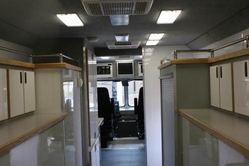 SWAT: Step Van -Quality Vans & Specialty Vehicles