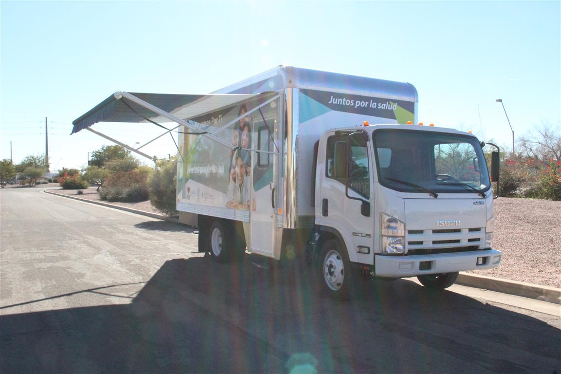 Mobile Medical Clinic - The Commission on Border Health -Quality