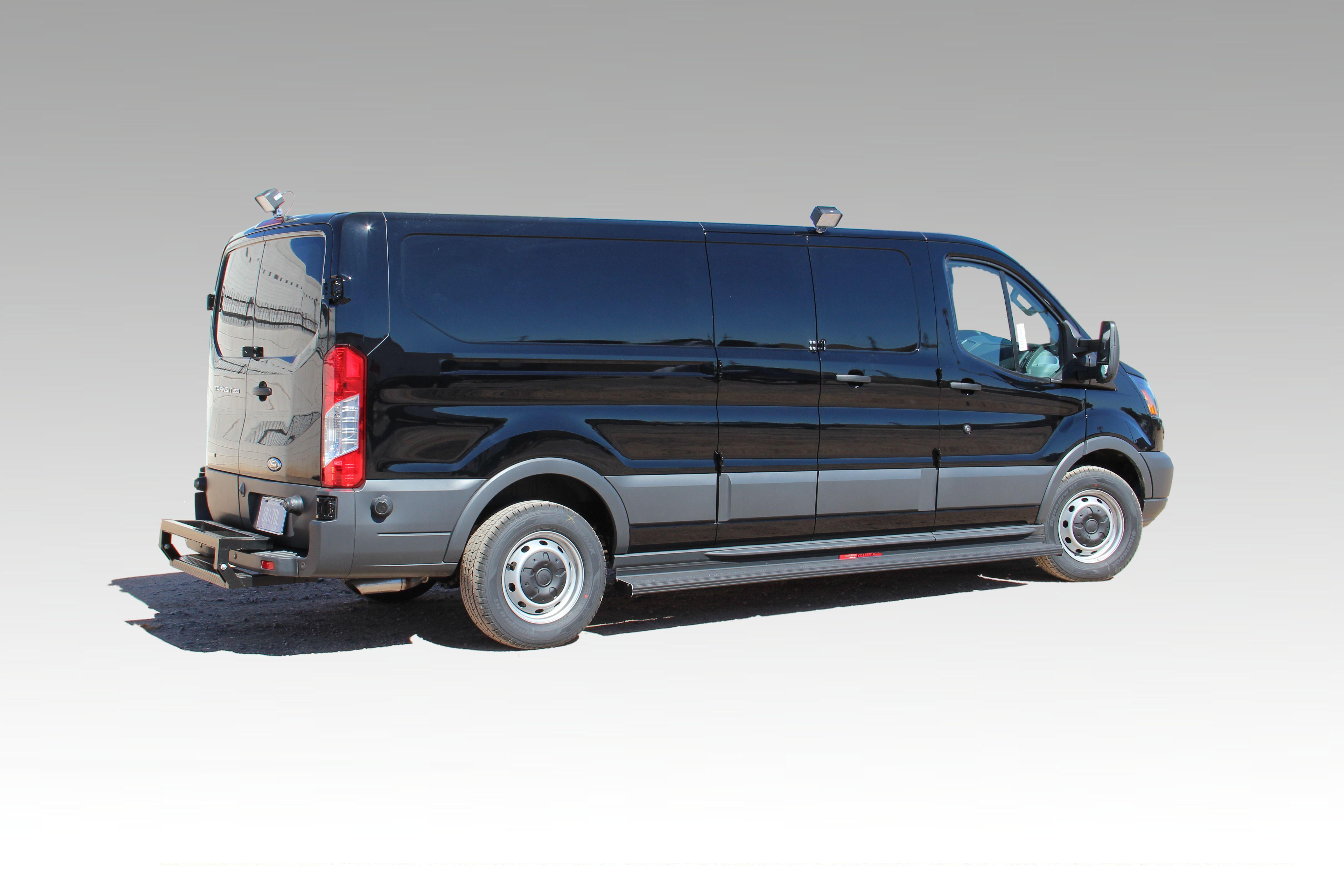Ford Transit Prisoner Transport -Quality Vans & Specialty