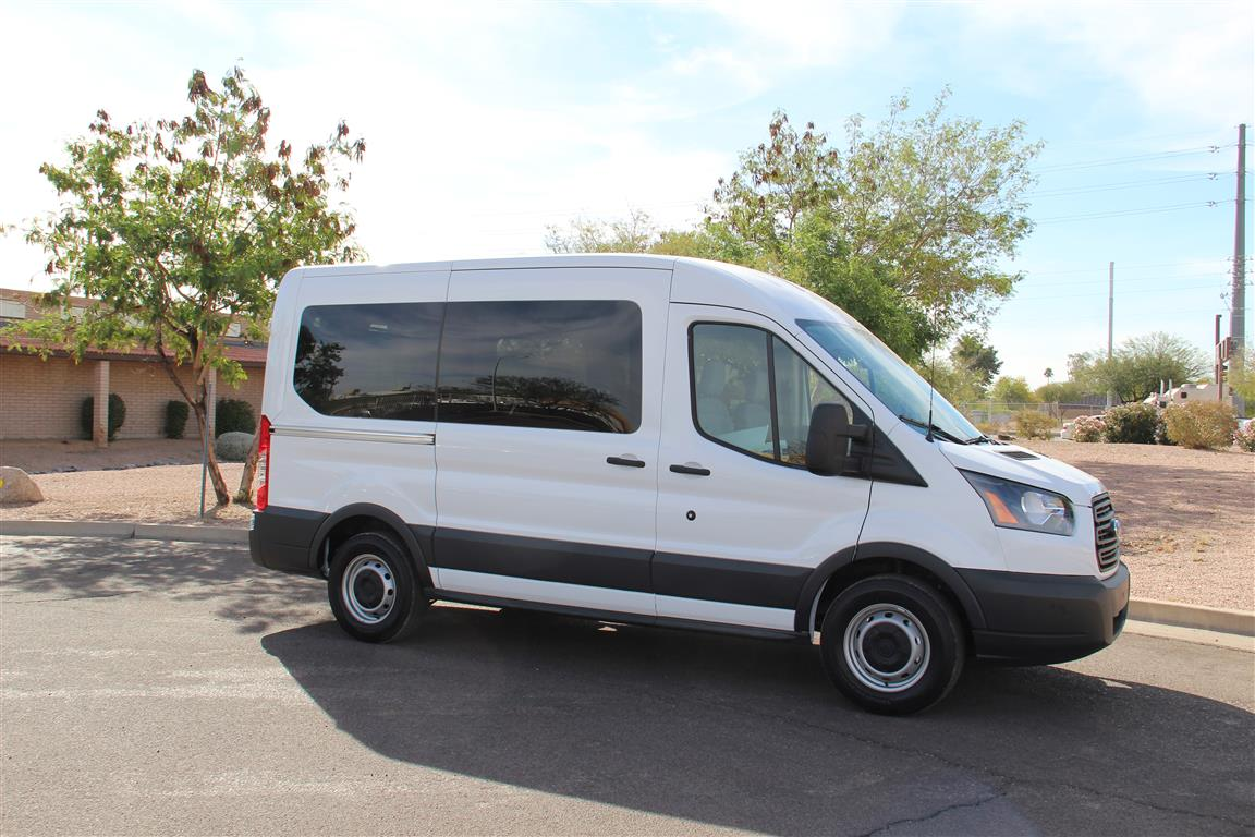Ford Transit ADA Transport -Quality Vans & Specialty Vehicles