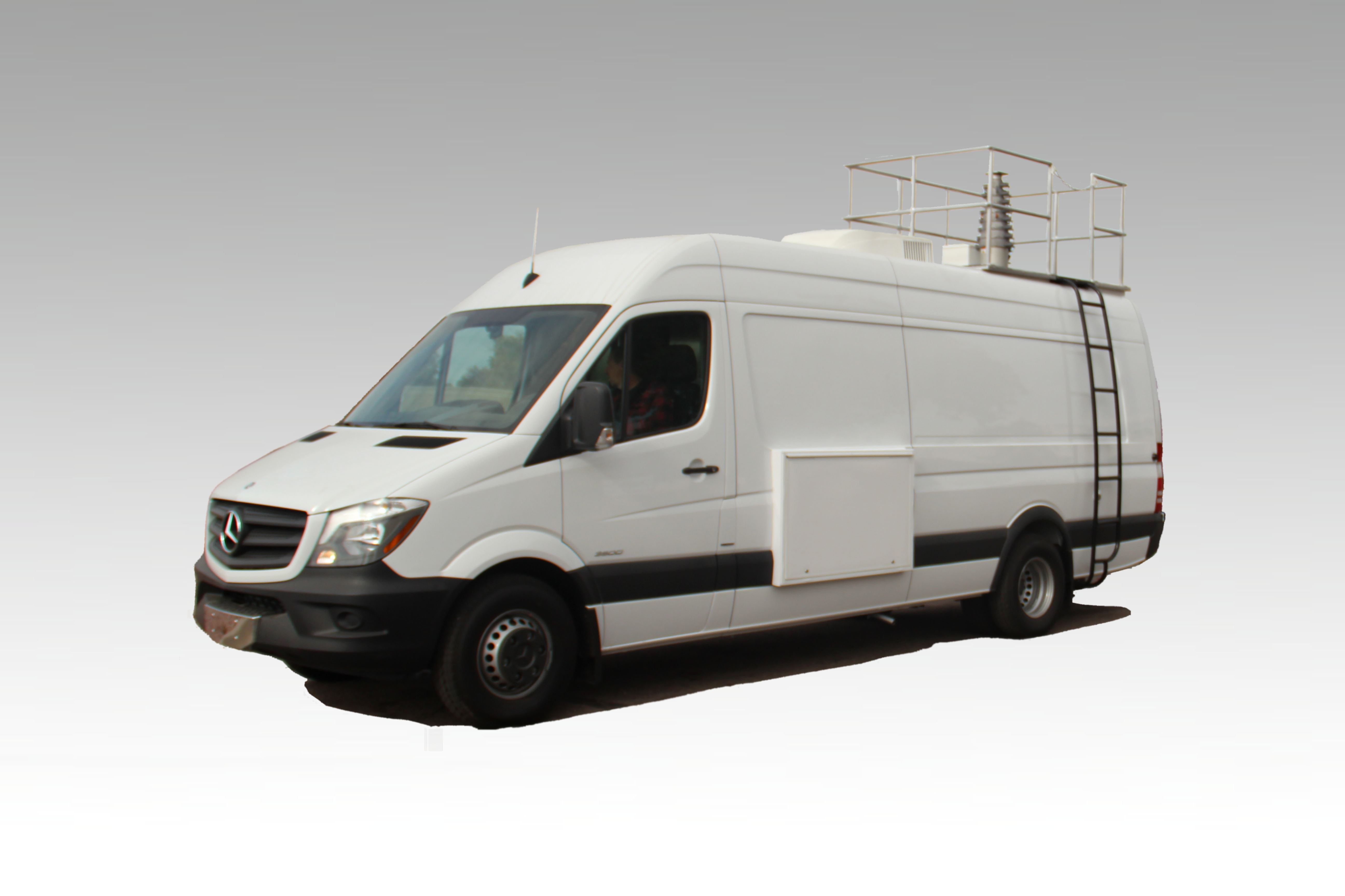 Sprinter Communications -Quality Vans & Specialty Vehicles