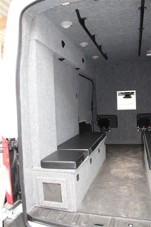 Ford Transit Dps Swat Jump Van Quality Vans Amp Specialty