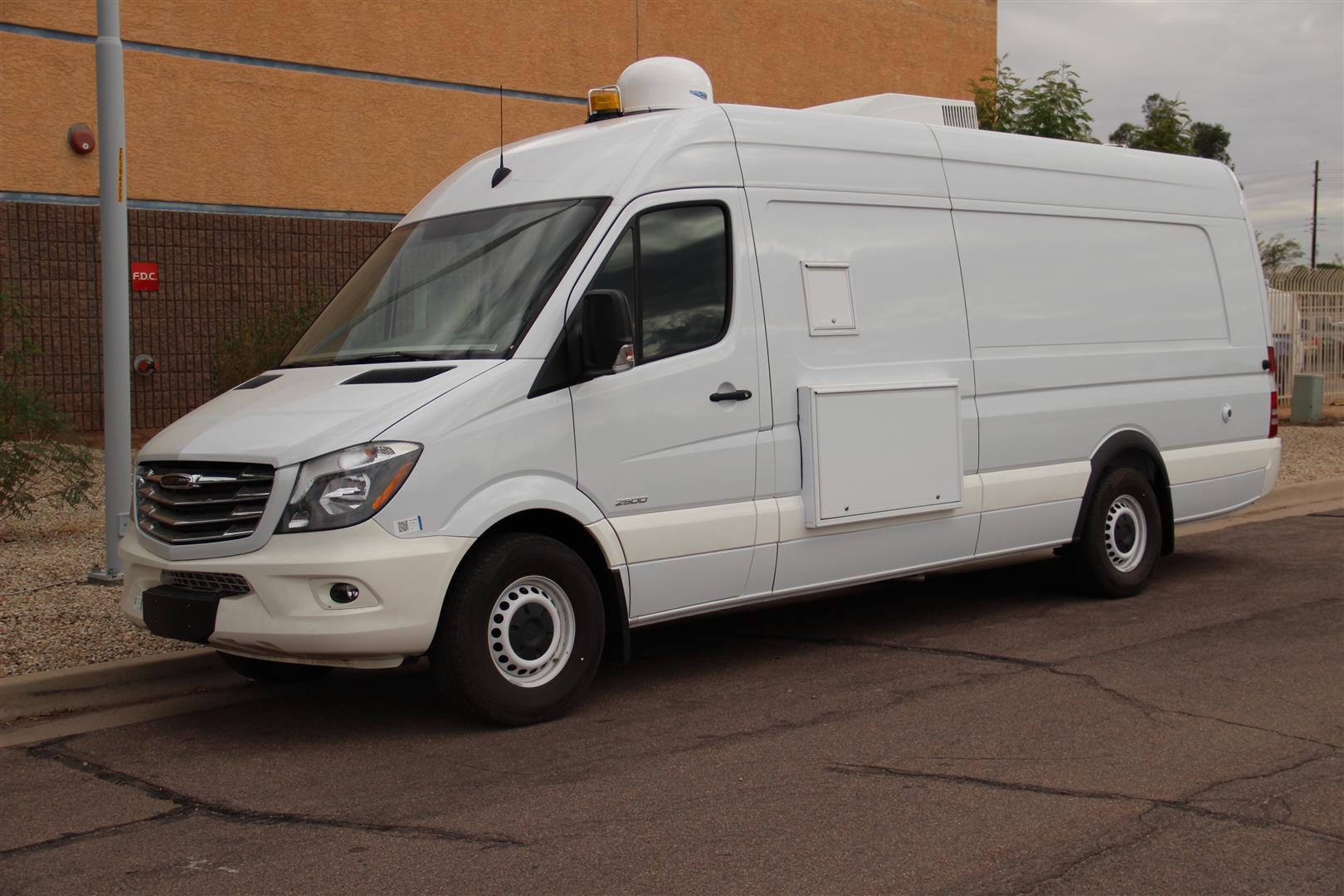 Negotiations Sprinter 170 Quot Wb Ext Quality Vans